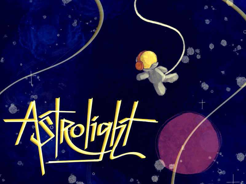 Astrolight game poster